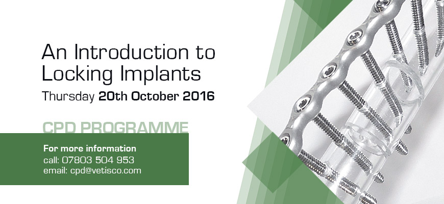 An introduction to locking implants
