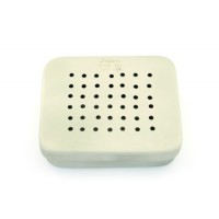 Needle Box Stainless Steel 70x60x15mm