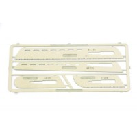 Saw Blade Set Only for Scalpel Handle